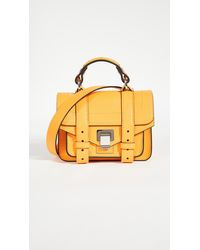 Proenza Schouler Ps1 Micro Satchel - Multicolour