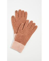 Madewell Short Tech Gloves - Multicolour