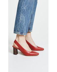 Mari Giudicelli - Helena Slingback Court Shoes - Lyst