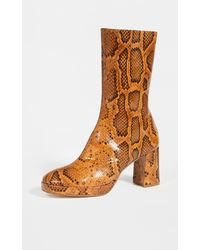 Miista Carlota Boots - Brown