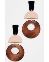 Shashi - Moda Earrings - Lyst