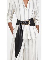 Nanushka Dae Belt - Black