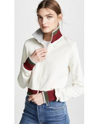 Twenty - Pride Super Cropped Zip Up Jacket - Lyst