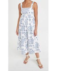Macgraw Florence Dress - Blue