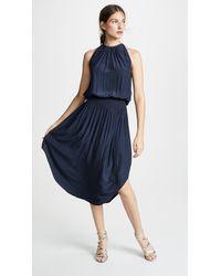 Ramy Brook Audrey Dress - Blue