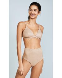 Zimmermann - Separates Fixed Triangle Bra - Lyst