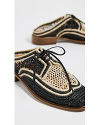 Robert Clergerie - Jaly Oxford Mules - Lyst