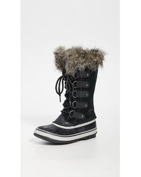 Sorel Joan Of Arctic Boots - Black