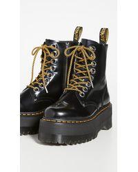 Dr. Martens Jadon Max Boots - Black