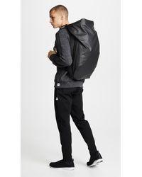 Côte&Ciel Nile Obsidian Backpack - Black