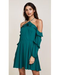Amanda Uprichard - Alma Dress - Lyst