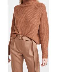360 Sweater Kayla Cashmere Jumper - Brown