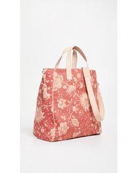 Zimmermann Beach Bag - Red