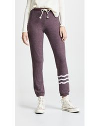 Sol Angeles - Waves Hacci Slim Joggers - Lyst