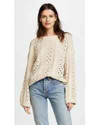 Line & Dot - Araza Sweater - Lyst