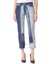 Zadig & Voltaire Boyfix Deluxe Jeans - Blue