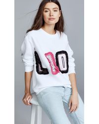 Michaela Buerger - Lady Sweatshirt - Lyst