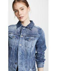 AG Jeans Mya Jacket - Blue