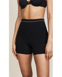 Yummie By Heather Thomson Shaping Shorts - Black
