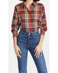 The Great The Cottage Shirt - Multicolor
