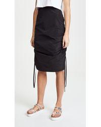 KENZO | Midi Pencil Skirt | Lyst