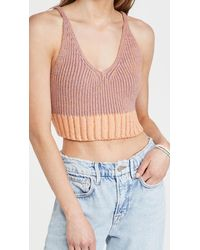 Free People Here All Day Brami - Multicolour