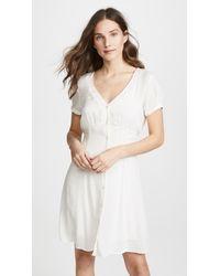Velvet - Malin Dress - Lyst