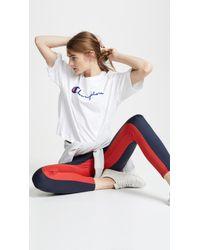 Champion - Leggings - Lyst
