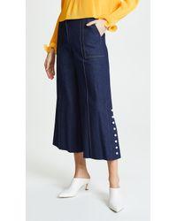 Hellessy Dune Japanese Jeans - Blue