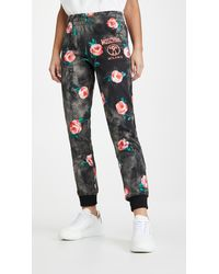 Moschino French Terry Track Pants - Multicolor