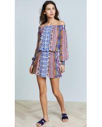 Ramy Brook   Printed Lucia Dress   Lyst