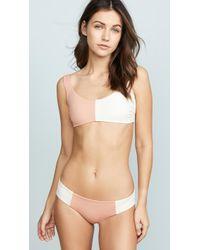 Tori Praver Swimwear - Deja Bikini Top - Lyst