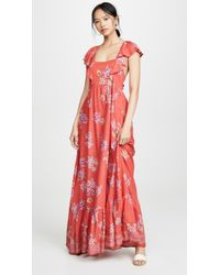 Tiare Hawaii - Hula Maxi Dress - Lyst