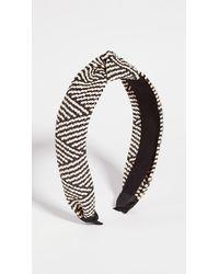Shashi Havana Headband - Black