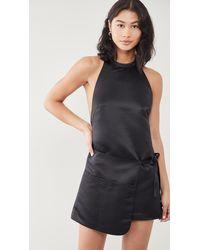Sandy Liang Sense Dress - Black