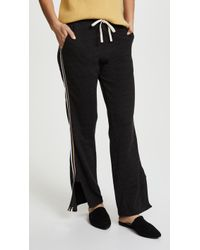 Sundry | Track Trousers With Stripe Trim | Lyst