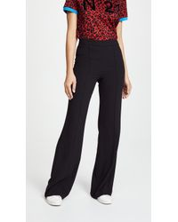 Alice + Olivia - Jalisa Fitted Trousers - Lyst