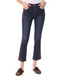Veronica Beard - Carolyn Jean With Tux Stripe - Lyst