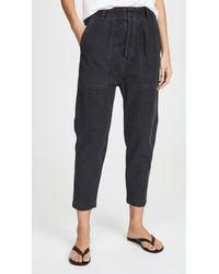 Citizens of Humanity - Harrison Tapered Pants - Lyst