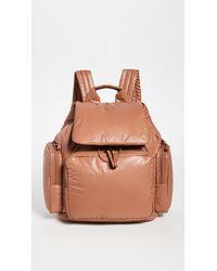 CARAA Cirrus Medium Backpack - Brown