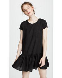 Riller & Fount - Ami Cap Sleeve Mini Dress - Lyst