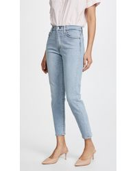 Levi's Wedgie Icon Jeans - Blue