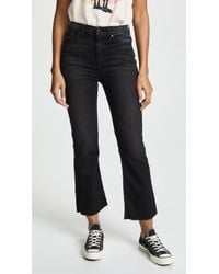 Hudson Jeans - Holly Hr Crop Flare Jeans - Lyst