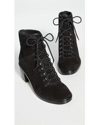 Vince Falco Boots - Black