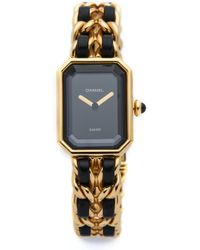 What Goes Around Comes Around - Chanel Premiere Watch - Lyst