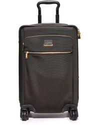 Tumi - Sam International Carry On Suitcase - Lyst