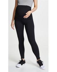 Ingrid & Isabel Active Maternity Leggings - Black