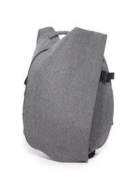 Côte&Ciel Isar Ecoyarn Small Backpack - Black