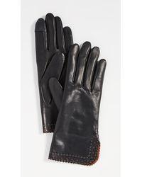 Agnelle Cybelle Gloves - Black