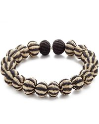 Mercedes Salazar - Perla Choker Necklace - Lyst